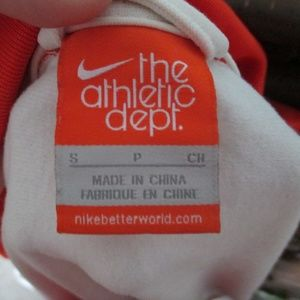 Nike Tops - Nike Brianna Running Track Athletic Zip Up Small